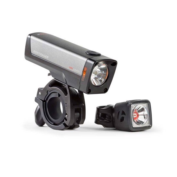 Ion Elite R/Flare R City Bike Light Set