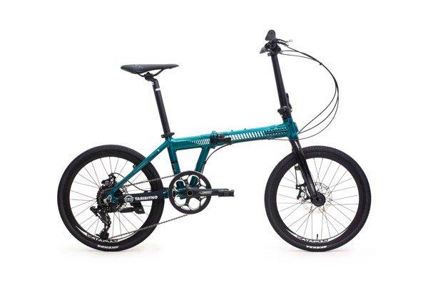 Xe đạp gấp Tabibitho Catapult