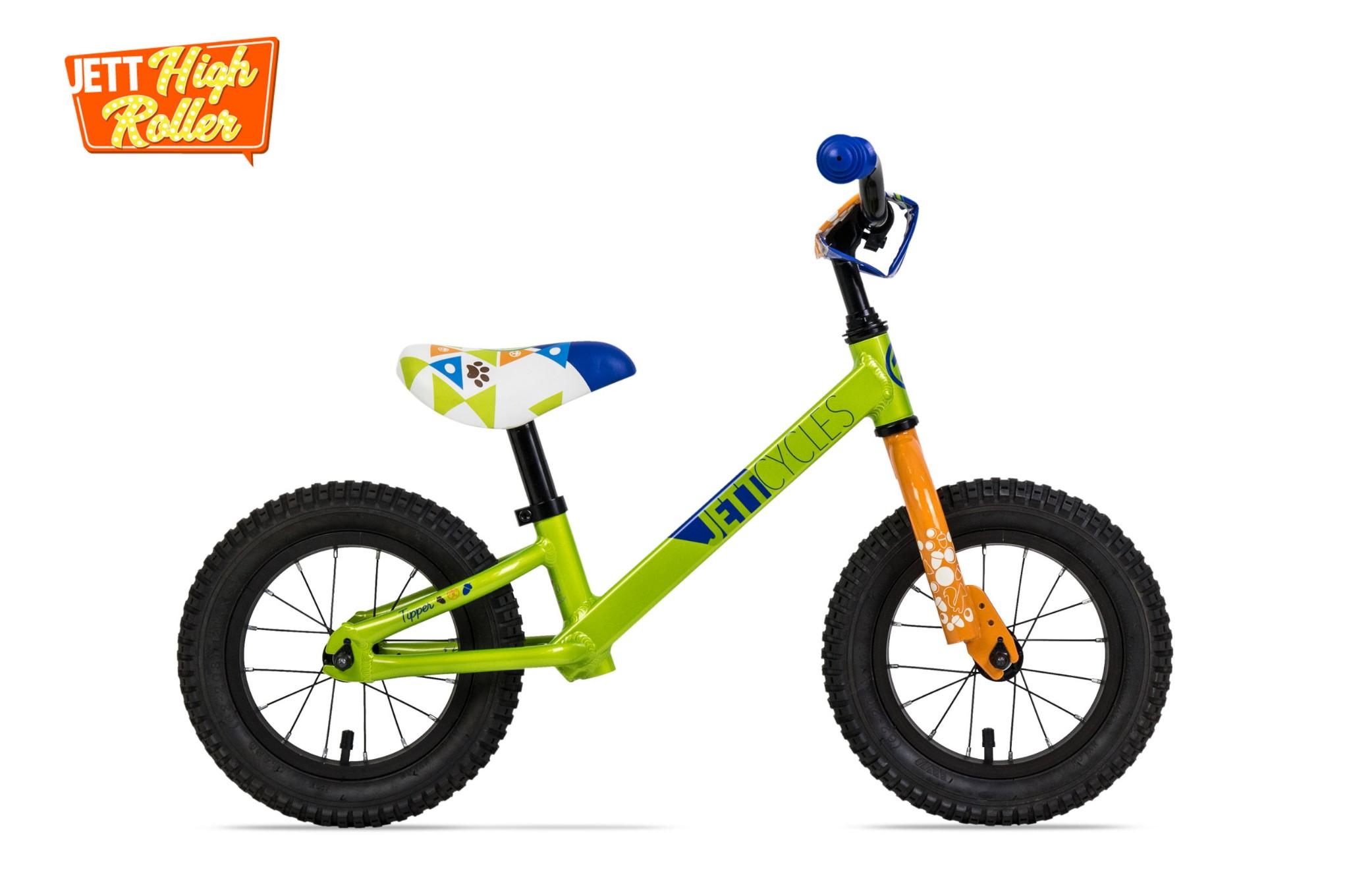 JETT CYCLES TIPPER 2018